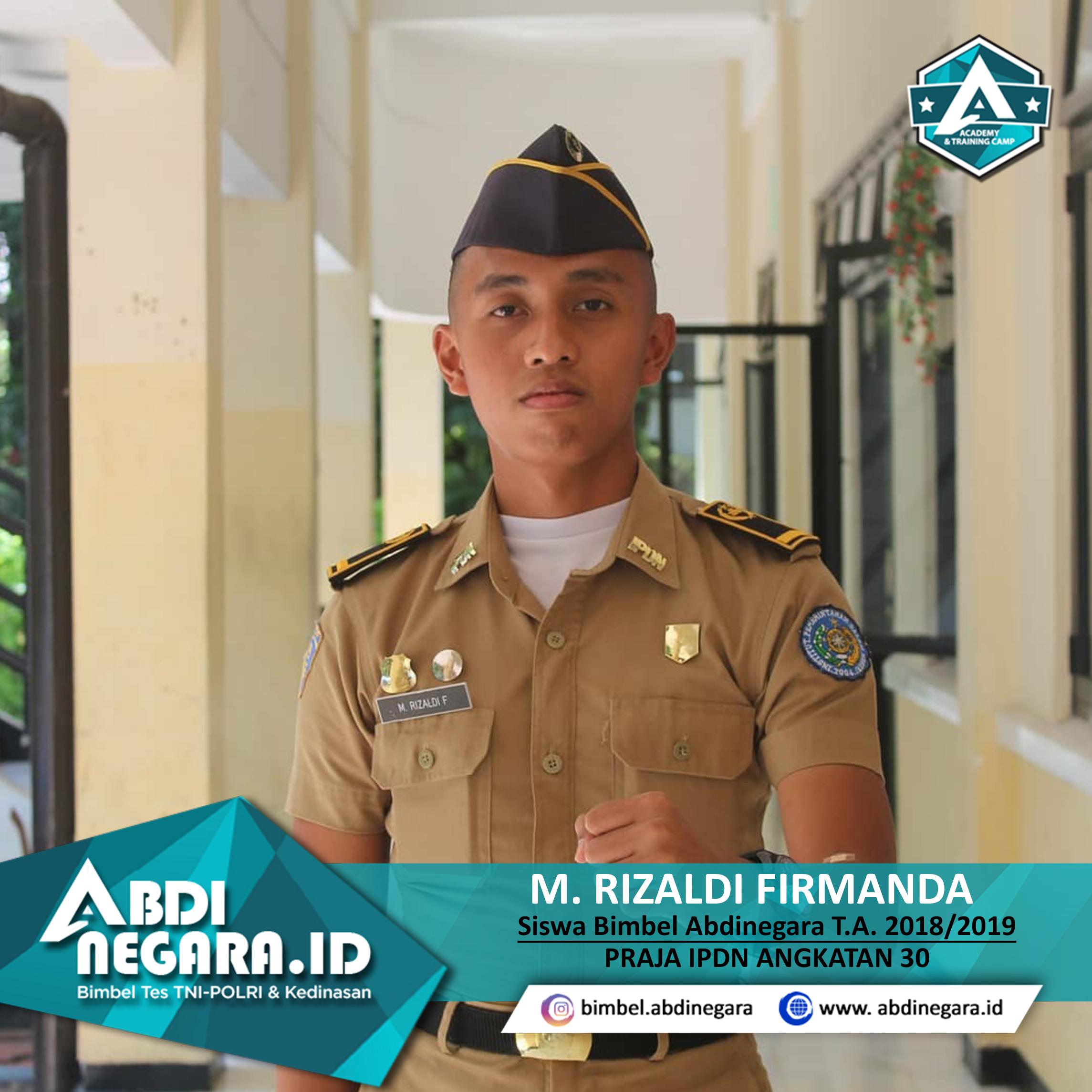 RIZALDI IPDN